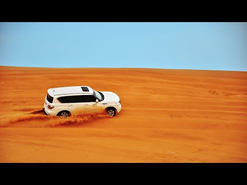 Adventure in Desert safari with fun, BBQ Buffet Dinner & Live Shows