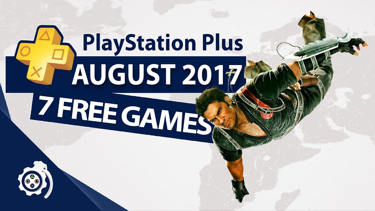PlayStation Plus (PS+) August 2017 - YouTube