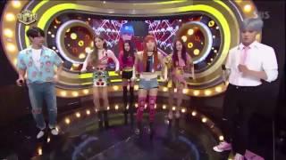 Video 170625 SBS INKIGAYO COMEBACK - BLACKPINK AS IF ITS YOUR LAST (미지막 처럼) POINT DANCE download MP3, 3GP, MP4, WEBM, AVI, FLV Agustus 2018