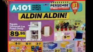 A101 27 Nisan 2017 Aktüel ürünler Kataloğu,  27 Nisan -4 Mayıs 2017 A101 aktüel ürünler