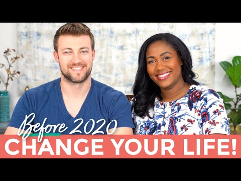 CHANGE YOUR LIFE BEFORE 2020 - THESE SIMPLE HABITS WILL HELP
