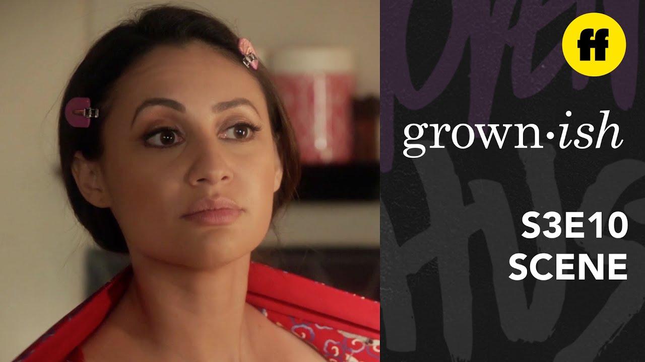 Download grown-ish Season 3, Episode 10 | Ana Battles Her Sexual Frustration | Freeform