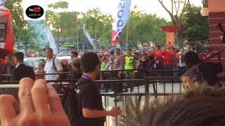 Suasana Kedatangan Skuad Timnas U-19 di Stadion Gelora Delta Sidoarjo 12/7/2018