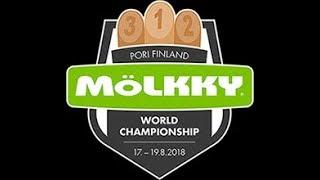 Mölkky world championship 2018 final