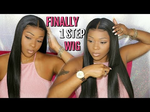 This Lace Wig Had Me In My Feelings  Laid Wig Laid Frontal Hairline  Natural Wig Look