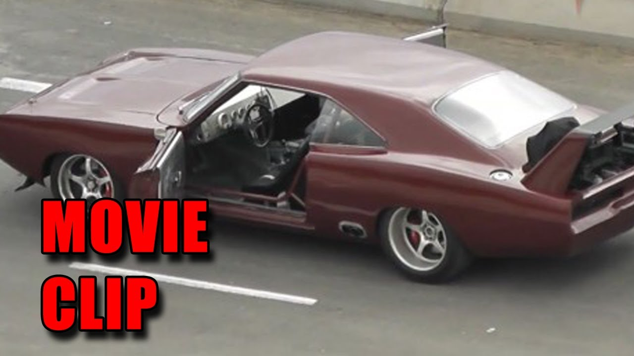 Fast Car Youtube: Fast And Furious 6 Car Stunt (2013)