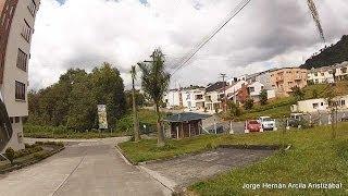 Barrio Monserrate de Santa Rosa de Cabal Risaralda
