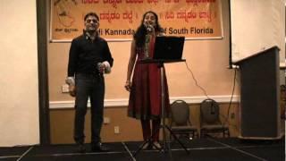 Nandi Kannada Koota (NKK) of South Florida Presents 2012 Yugadi Lahari - Part 1