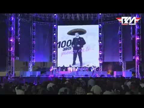 Banda El Recodo en vivo 2017 Guamuchil Sin.