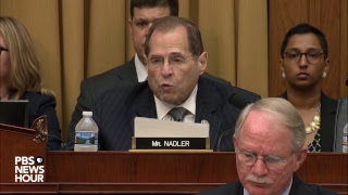 WATCH LIVE: Deputy Attorney General and FBI Director testify before House Judiciary Committee