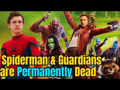 Spider man and Guardians of The Galaxy are Permanently Dead in Avengers 4 & Infinity War