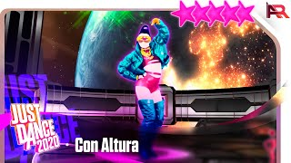 Just Dance 2020: Con Altura by ROSALÍA & J Balvin Ft. El Guincho - 5 Stars Gameplay
