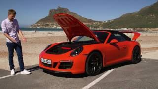 Наши тесты  Вып  917  Porsche 911 Carrera GTS Cabriolet