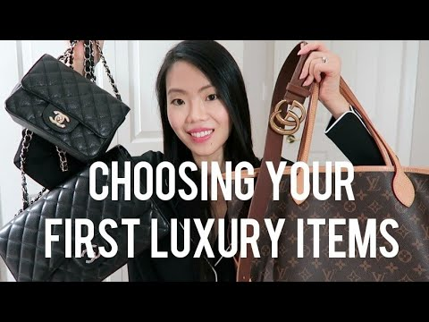 5 HOLYGRAIL ITEMS TO START A LUXURY COLLECTION | FashionablyAMY
