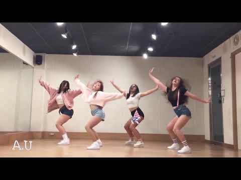 "Produce 101 프로듀스 101  ""Bang Bang"" Dance Tutorial"
