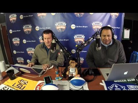Thursday's 'Dunc & Holder:' Saints free agent bonanza; LSU-ULL NIT madness