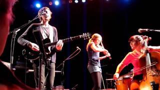 Aidan Knight - Knitting Something Nice (Live)