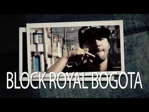 BOGOTA ON THE TRACK  VIDEO OFICIAL