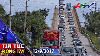 Cuộc di tản tránh siêu bão lớn nhất trong lịch sử Florida, Mỹ | TIN TỨC ĐÔNG TÂY - 12/9/2017