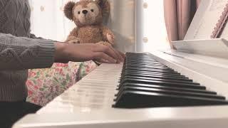 阿部真央さんのロンリーを1番のみピアノ弾き語りしてみました。