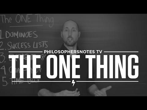 PNTV: The ONE Thing by Gary Keller & Jay Papasan