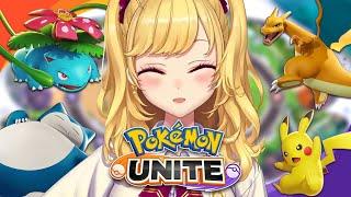 【#PokemonUNITE】ポケユナランク一瞬【にじさんじ/鷹宮リオン】