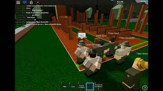 Brazilian Army Roblox//Training Day #1