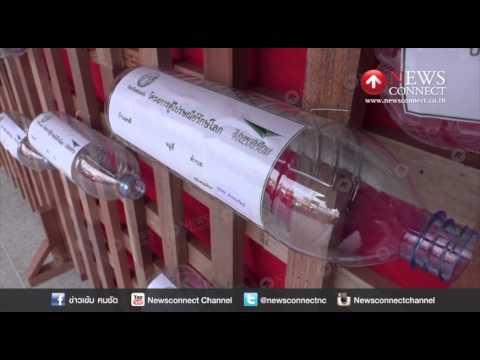 ไอเดียเจ๋ง!!ทำตู้ไปรษณีย์ลดโลกร้อน : NewsConnect Channel