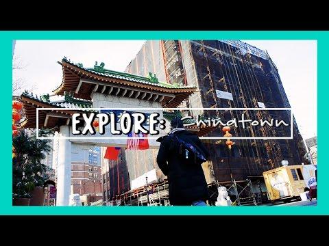 Explore Boston: Chinatown || Jewelz The Editor