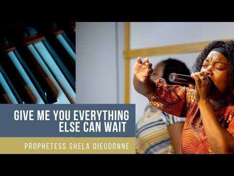 Powerful Worship - Give me you everything else can wait