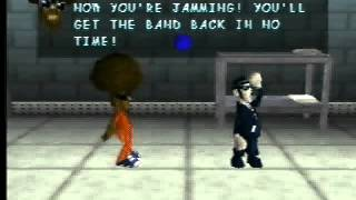 Blues Brothers 2000 Prototype game footage