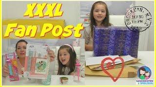 MEGA XXL Fanpost Marathon - ALLE Pakete und Briefe auf einmal 💕 Geschichten und Spielzeug