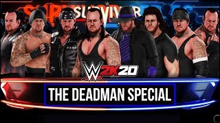 WWE 2K20 'The Undertaker' PART 1 Special Gameplay ! FAIL GAME LIVE 2K20 | MEMBERSHIP @159 Rs.