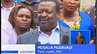 Mudavadi calls for IEBC\'s intervention amid voter bribery claims in Kibra