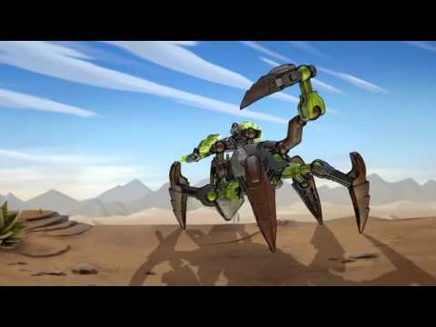 BIONICLE Episode 1 - The Journey to One - English