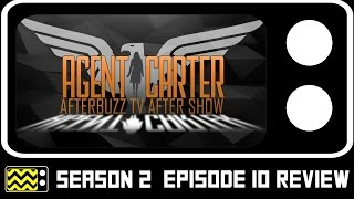Agent Carter Season 2 Episode 10 Review & After Show | AfterBuzz TV