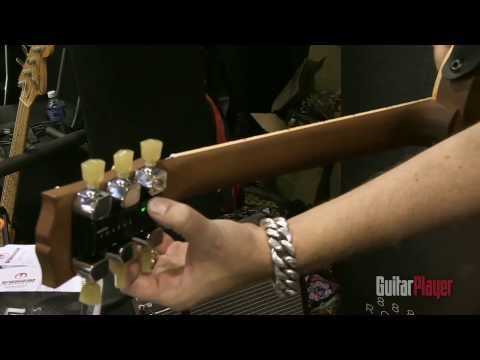 Automatic Tuners from Tronical [NAMM 2014]