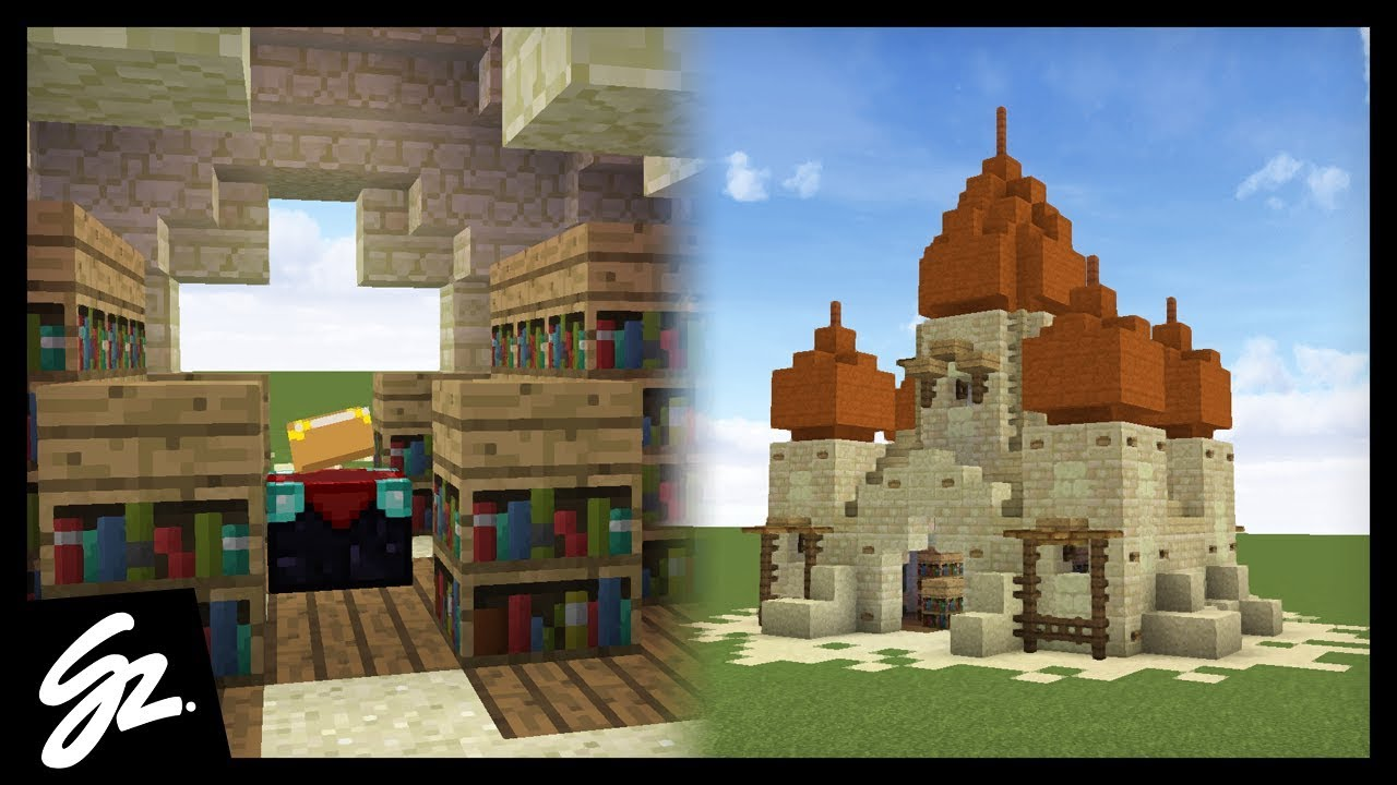how to build the best enchantment room in minecraft