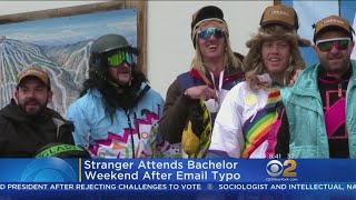 Email Typo Leads To Hilarious Bachelor Party Mistake