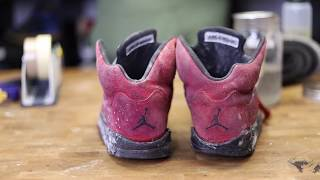 Most Viewed Expensive Sneaker Restoration Videos