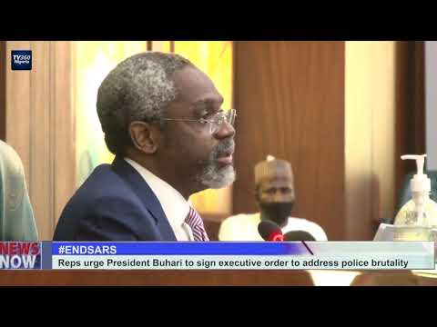 Reps urge President Buhari to sign executive order to address police brutality