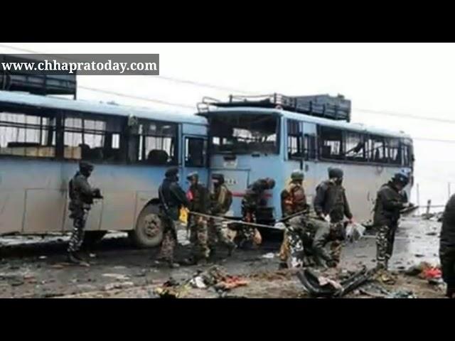 पुलवामा में शहीद हुए 40 वीर जवानों की शहादत को सलाम