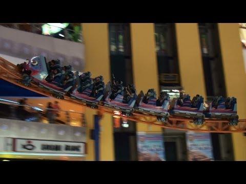 Berjaya Times Square Theme Park Kuala Lumpur (full HD)