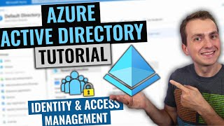 Azure Active Directory (AD, AAD) Tutorial | Identity and Access Management Service
