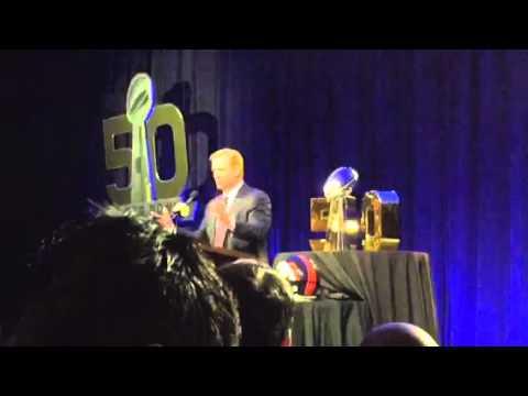 Roger Goodell Wants Long Term Stadium Solution For San Diego, Oakland #SB50