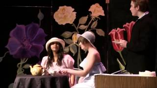 "GESS Art Gala 2013 | ""The Importance of Being Earnest"" Drama"