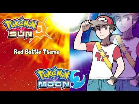Pokémon Sun & Moon - Red Battle Theme (Unofficial)