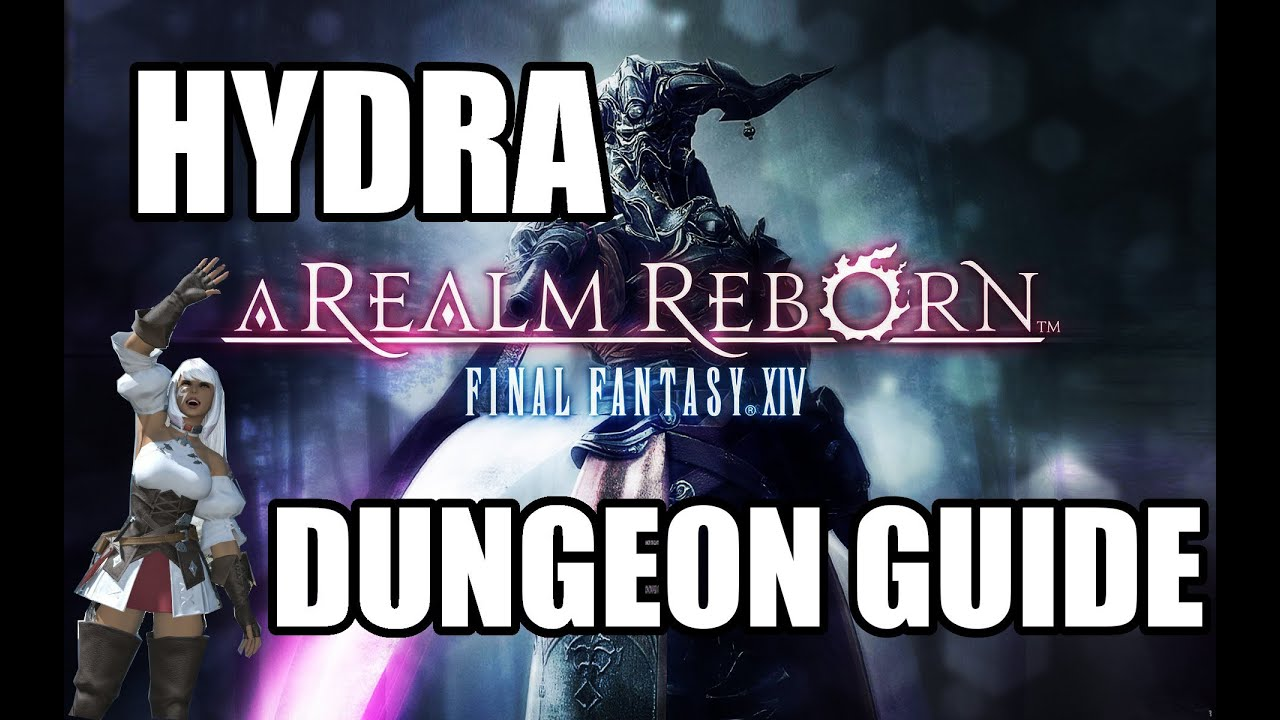 ff14 relic reborn hydra