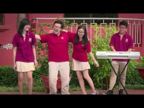 Vietnam Australia International School - Auld lang syne