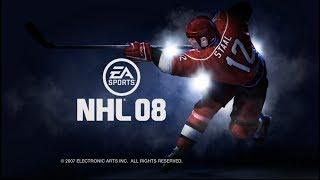 Hockey Game History - NHL 08